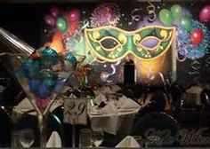 masquerade party table centerpieces - Bing Images