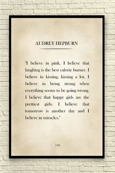 Motherhood Quotes Discover Audrey Hepburn Print Audrey Hepburn Quote Custom Art Print Book Page Art Print Audrey Hepburn Wall Art Classic Book Page Art Print Great Quotes, Quotes To Live By, Me Quotes, Motivational Quotes, Inspirational Quotes, Qoutes, Fall Out Of Love Quotes, Peace Quotes, Frases Audrey Hepburn