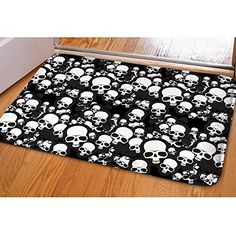 Skull Carpet: Amazon.com