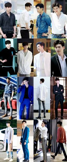 ❤❤ 이종석 Lee Jong Suk || one beautiful face ♡♡ sexy in his suits