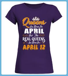 Real Queens are born on April 12