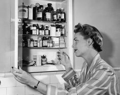 Our Parkinson's Place: Drugs already in medicine cabinets may fight demen...