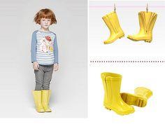 stella mccartney tammy rainboots.