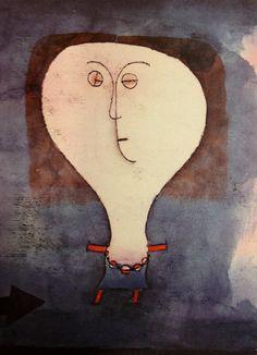 Paul Klee (1879-1940) De vader van Paul Klee (Hans Klee, 1849-1940) was een musicus die zong, piano, orgel en viool speelde. Zijn moeder, Ida Frick (1855-1921) was zangeres. Paul Klee had één zuster, Mathilde, geboren in 1876. Paul groeide op in Bern, Zwitserland, maar had, net als zijn vader, de Duitse nationaliteit. Hij speelde zeer goed viool, maar koos - ondanks weerstand van zijn ouders - voor de schilderkunst.