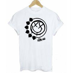 BLINK 182 Rock Printed T-Shirt