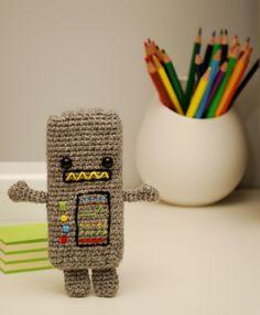 Knit robot