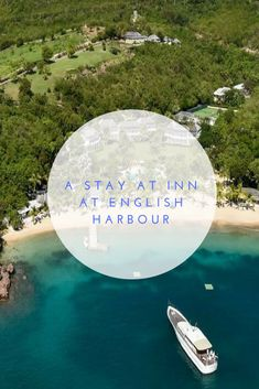 The Inn at English Harbourin Antigua is one of those quintessential island resorts sun-seekers don't mind hopping on a plane for. The luxury property, part of theSmall Luxury Hotels of the Worldcollection, offers sun, sea, surf, sails and solitude in chic Caribbean surrounds with a European twist. #englishharbourantigua