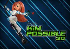 Kim Possible 3D by mccabie86 on DeviantArt