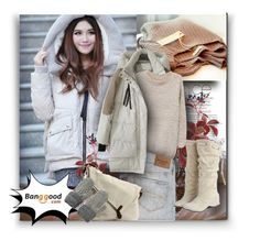 """""""Banggood 4"""" by jnatasa ❤ liked on Polyvore featuring mode, Trilogy et Abercrombie & Fitch"""
