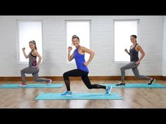5/4/17 Tap Every Muscle Group With This 20-Minute Tabata Workout | Class FitSugar - YouTube