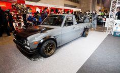 Sweet mini truck