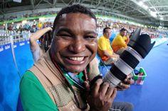 Conheça João Maia, o fotógrafo cego das Paralimpíadas do Rio 2016