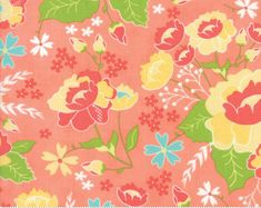 1 Fleur Fée Fées tissu de coton Panel ~ 25 x 18 cm ~ Mixed Designs M Miller
