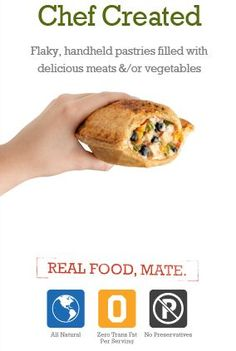 Traditional Australian meat pies inspired us to create delicious, microwaveable pies for vegetarians and meat-eaters alike and made with real food. Aussie Pie, Australian Meat Pie, Dinner Club, Whole Food Recipes, Ale, Appetizers, Meat Pies, Vegetarian, Favorite Recipes