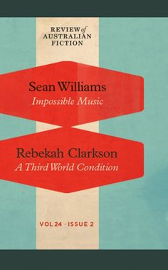 "Contains my first mainstream novel, ""Impossible Music"", an excerpt from the novel of the same name. Available here: http://reviewofaustralianfiction.com/product/raf-162-volume-24-issue-2/"