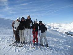#skifahren auf #Oesterreichs #Bergen Bergen, Mount Everest, Skiing, Mountains, Nature, Travel, Ski, Naturaleza, Viajes