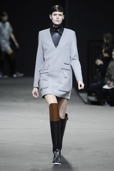 Alexander Wang RTW Fall 2014 - Slideshow - Runway, Fashion Week, Fashion Shows, Reviews and Fashion Images - WWD.com