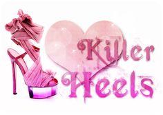 High heels. Quote