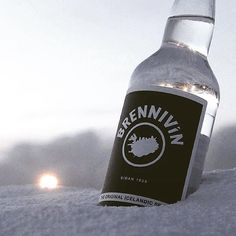 Brennivín is the Original Icelandic Spirit. Over the weekend of April 15th, 2016 Brennivín was honoured as one of the top aquavits at the Vancouver International Spirits Competition! Brennivín really is something special, very good for making unique cocktails or as a smooth, delicious alternative to vodka.
