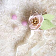 Mini Sparkle Crown -