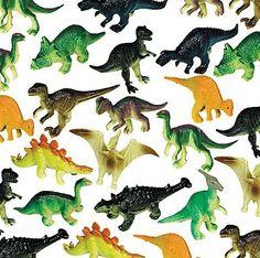 Vinyl Dinosaurs | 48ct for $12.35