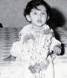 Baby Hrithik Roshan