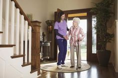 Exercises for Disabled People Who Walk With a Cane