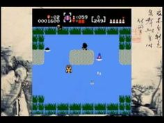 Classic Game Demo: Nazo no Murasamejou (Now in SSB for Wii U/3Ds as an assist trophy)...