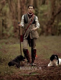 Proper field gear    William & Son Ladies Collection is available through… British Country Style, Country Chic, British Countryside, Country Wear, Country Attire, Country Fashion, Country Outfits, Pheasant Hunting, William And Son