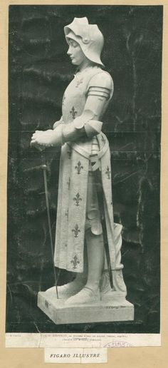 Jeanne d'Arc. -- Domrémy.