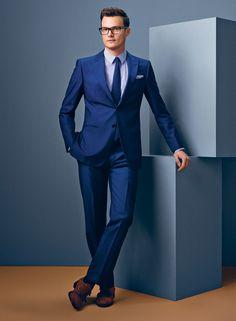 Mode homme le look de l'emploi pour la rentree automne hiver 2015
