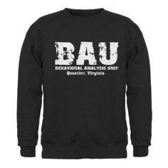 Criminal Minds Sweatshirt!!!!!!