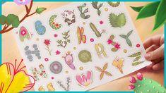 Doodling the Alphabet in Desert Plants 🌵 Sea Lemon Lemon Drawing, Natal Plum, Lemon Art, Indian Paintbrush, Hens And Chicks, Desert Plants, Fun Challenges, Art Challenge, Program Design