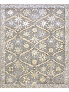 Arcadia Frost - Modern - Rug Collections