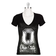 Campus Couture Women's Contemporary Ohio State University Dylan Tee #VonMaur
