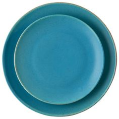 Artisanal Dinner Plate – Blue Antique by Indigo | Plates Gifts | chapters.indigo.ca