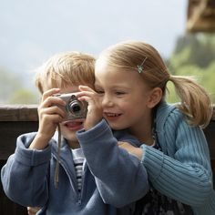 Holiday Family Activity Idea, Day 24: Have a picture party. Get a few disposable cameras and encourage guests, including kids, to take pictures throughout the day. Get them developed and see what memories were captured!
