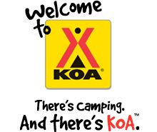 Camping anyone?! We have found it a very fun, relaxing way to spend family time. Not to mention cheaper than a hotel!
