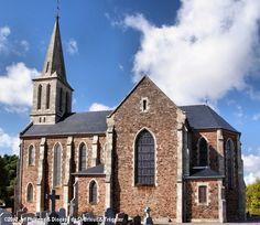 Église St-Pierre, à Quintenic.