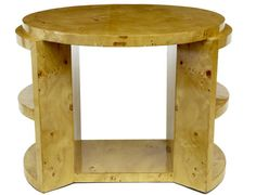 Art Deco Coffee Table Cocktail Tables Vintage Furniture