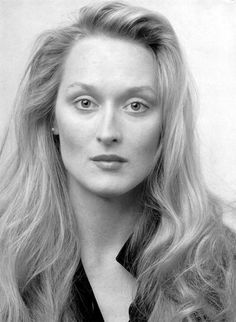 Meryl Streep - true beauty
