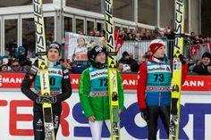 Simon Ammann, Roman Koudelka, Michael Hayboeck | FIS Skispringen Weltcup | Engelberg / Schweiz | Pressefotograf Kassel http://blog.ks-fotografie.net/pressefotografie/weltcup-skispringen-engelberg-schweiz-2014-pressebildarchiv/