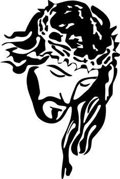 Jesus Christ Crown Lord GOD Bible Car Truck Window Laptop Vinyl Decal Sticker #Oracal
