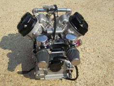Honda CX 500 Engine
