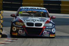 Tom Coronel's last race in the #BMW at WTCC Macau 2013. Great sportsman!