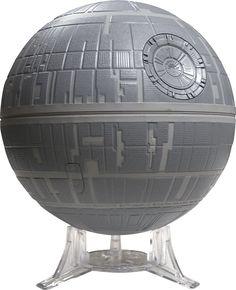 Star Wars - Death Star Pro Galaxy Projector - Silver