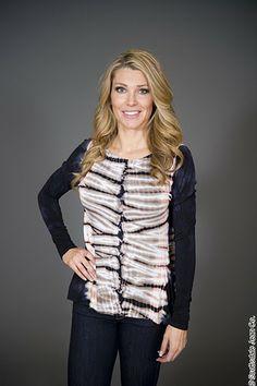 Crystal Wearables Tie Dye Top $55.00 #scottsdalejeanco #sjc #springfashion #crystalwearables