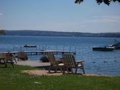 where I spent my childhood summers  Skaneateles Lake, NY