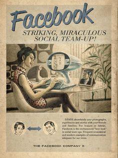 Just for fun, a little retro advertising  www.michigancreative.org  #marketing #creative #media