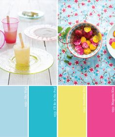 summer-pool-party-color-palette-turquoise-yellow-magenta